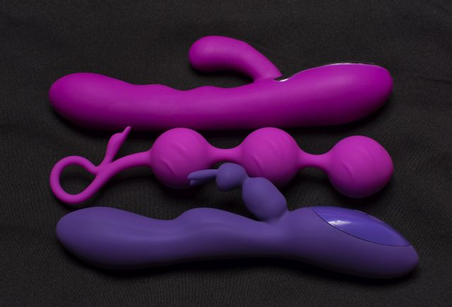 Sex toy selection for women