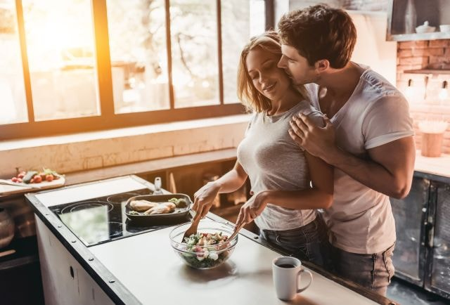 sexy cooking date