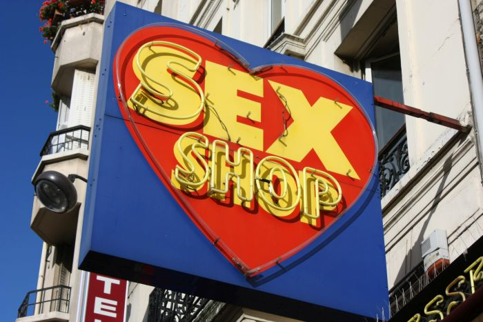 the sign that leads to sex