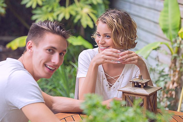 couple figuring out if they are on the same page