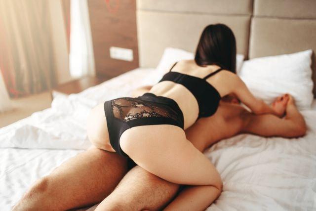 kinky cheating couple fulfilling erotic desires