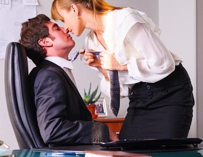 sex på job
