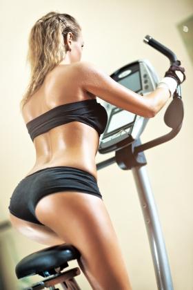 kat sykkeltrening
