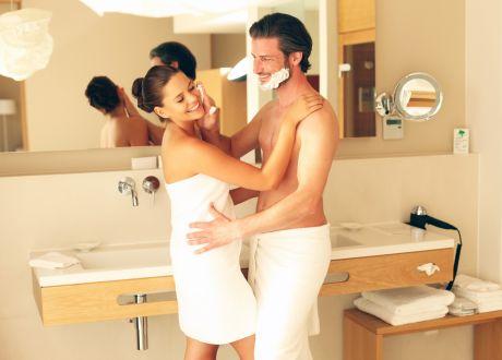 Ha sex på hotell sammen med din affære