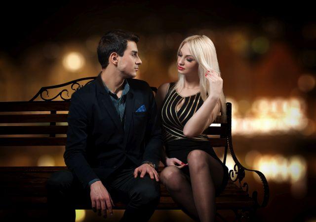 Flirten anfänger