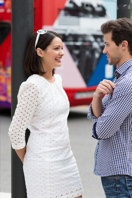 Flirten straße