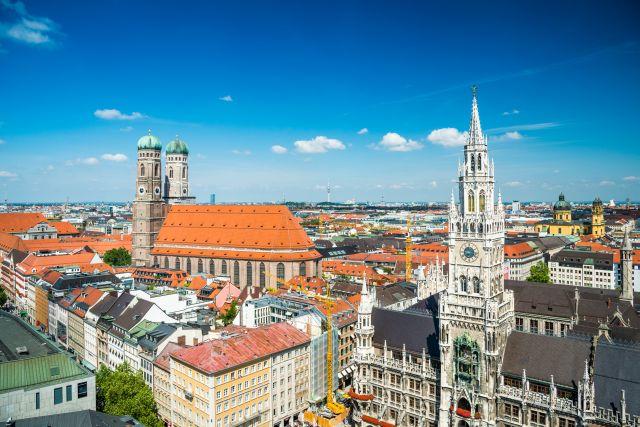 Münchener Stadtbild