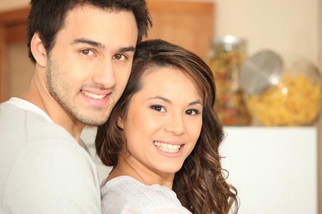 Interracial Paar