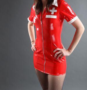 Latex-Krankenschwester