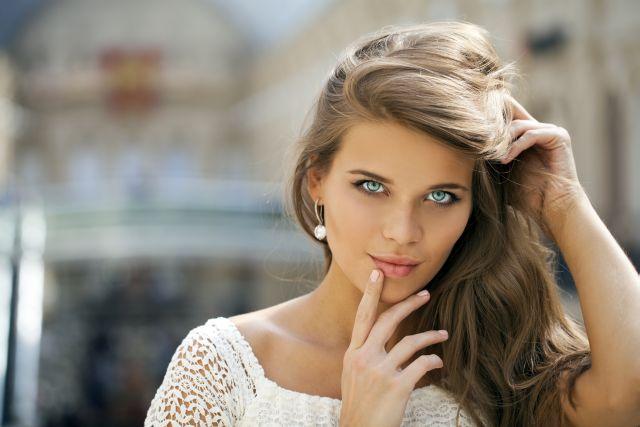 Russische Schönheit