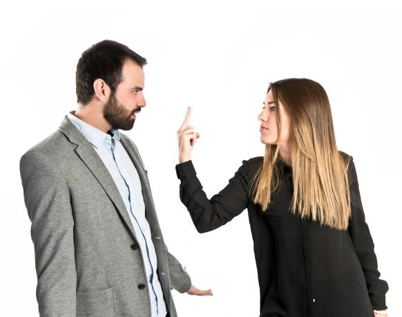Flirtfehler der frauen